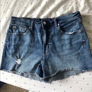 💙 GAP Jean Shorts